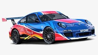 Legend Fires National Rally Team - design for season 2015