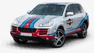 Martini Porsche Cayenne