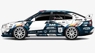 L Racing - Škoda Octavia WRC