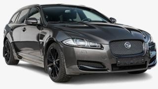 Jaguar XF - wrap