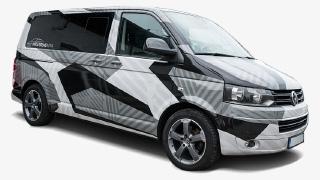 VW Multivan Camo
