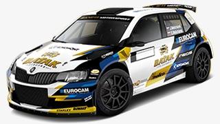 Melico Racing - Škoda Fabia R5