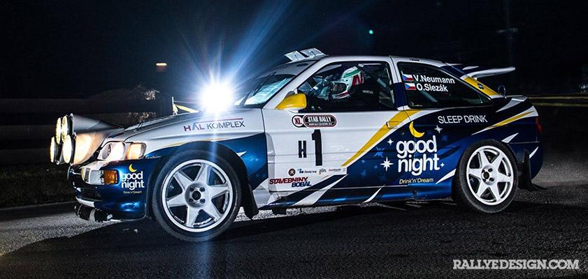 Ford Escort RS Cosworth - Good Night