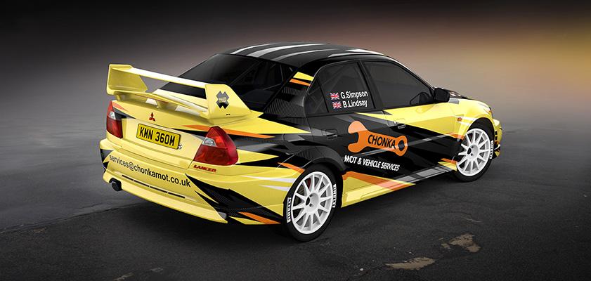 Chonka Motorsport 2015